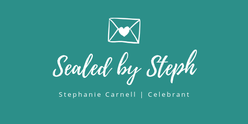 Sealed by Steph | Marriage Celebrant